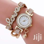 Women's Bracelet Wrist Watch - Gold | Watches for sale in Central Region, Kampala