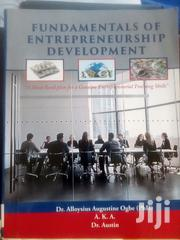 Fundamentals Of Entrepreneurship | Books & Games for sale in Central Region, Kampala