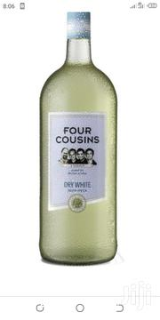 Four Cousins Dry White Wine   Meals & Drinks for sale in Central Region, Kampala