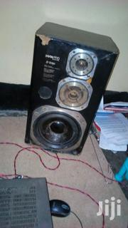 Amplifier With 2 Speakers | Audio & Music Equipment for sale in Central Region, Kampala