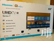 Hisense Smart UHD Tv 65 Inches | TV & DVD Equipment for sale in Central Region, Kampala