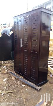 4 Doors Wooden Wardrobe | Furniture for sale in Central Region, Kampala