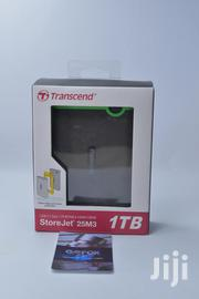 Transcend Hard Drive 1TB | Computer Hardware for sale in Central Region, Kampala