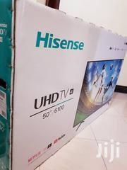 Brand New Hisense 50inches Smart Uhd 4k Tv | TV & DVD Equipment for sale in Central Region, Kampala
