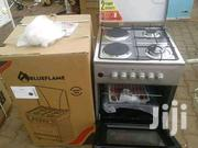 Blue Flame 2 Electric 2 Gas Cooker   Kitchen Appliances for sale in Central Region, Kampala