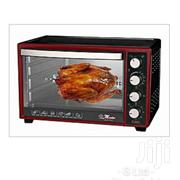 Electro Master Oven 50L Black/ Red | Kitchen Appliances for sale in Central Region, Kampala