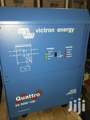 Victron Quattro Blue Power 5kw/24V Inverter Charger | Electrical Equipment for sale in Central Region, Kampala