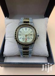 Patek Philippe Cristal Silver, Free Delivery Around Kampala | Watches for sale in Central Region, Kampala