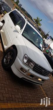 Toyota Land Cruiser 2004 4x4 White | Cars for sale in Central Region, Kampala