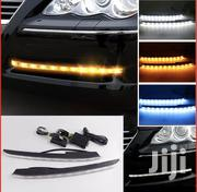 Daytime Running Lights for Mark X Bumper With Indicator | Vehicle Parts & Accessories for sale in Central Region, Kampala