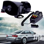12V 100W Car Truck Alarm Police Fire Loud Speaker Pa Siren 5 Sounds   Vehicle Parts & Accessories for sale in Central Region, Kampala