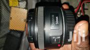 Canon 4000d Plus Stm 50mm F1.8 Lens | Accessories & Supplies for Electronics for sale in Central Region, Kampala