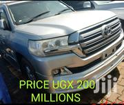 Toyota Land Cruiser 2008 Silver | Cars for sale in Central Region, Kampala