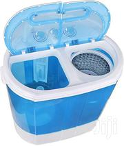 Mini Portable Twin Tub Washing Machine | Home Appliances for sale in Central Region, Kampala