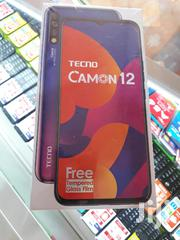 New Tecno Camon 12 64 GB Gold   Mobile Phones for sale in Central Region, Kampala