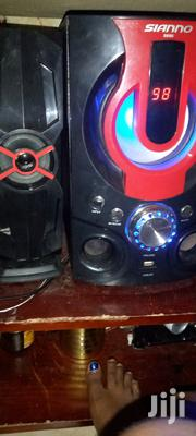 Its A Sianno Woofer With A Remote Control | Audio & Music Equipment for sale in Central Region, Wakiso