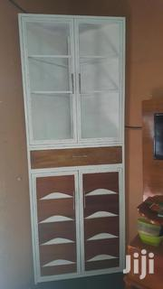 Metal And Wood Corner Sideboard | Furniture for sale in Central Region, Kampala