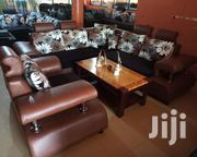Quality Leather Sofa Set | Furniture for sale in Central Region, Kampala