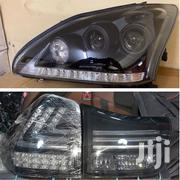 Clear Or Smoked Head Lights And Tail.Lights For Harrier | Vehicle Parts & Accessories for sale in Central Region, Kampala