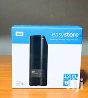 Brand New WD Easystore External Hard Drive 12TB   Computer Hardware for sale in Central Region, Kampala