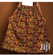 Kente Row Skirt | Clothing for sale in Central Region, Kampala