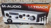 M-AUDIO M Track Audio Interface Usb | Audio & Music Equipment for sale in Central Region, Kampala