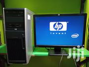 Desktop Computer HP 3GB Intel Core 2 Duo HDD 160GB | Laptops & Computers for sale in Central Region, Kampala