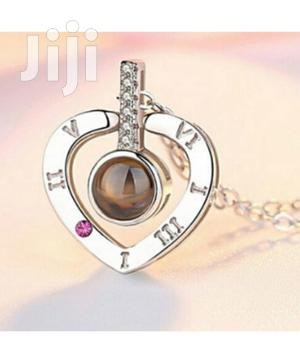 Projection 100 Languages I Love You Necklace