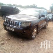 Jeep Grand Cherokee 2013 Overland Summit 4X4 Black | Cars for sale in Central Region, Kampala