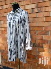 Black And White Dress Shirt | Clothing for sale in Central Region, Kampala