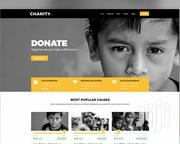 Charity Website Development and Hosting | Computer & IT Services for sale in Central Region, Kampala