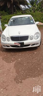 Mercedes-Benz E350 2007 White   Cars for sale in Central Region, Kampala