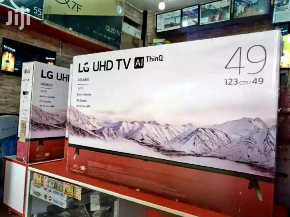 Archive: 49inches LG Smart 4k UHD TV