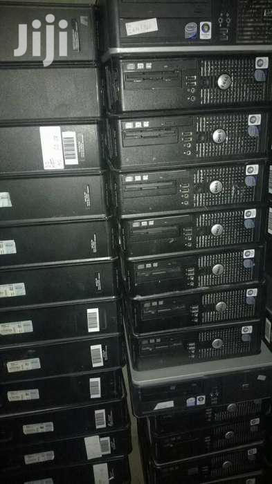Archive: Full Set Duo Core Computers With All Accessories