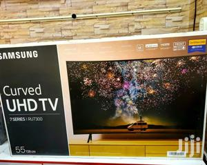Samsung Smart 4k UHD Curved Tv RU7300 55""
