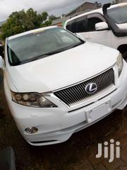Lexus RX 2009 White | Cars for sale in Central Region, Kampala