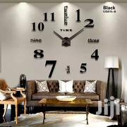 3D Acrylic Wall Decor/Clocks.   Home Accessories for sale in Central Region, Kampala