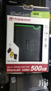 Brand New External Trascend 500gb | Computer Hardware for sale in Central Region, Kampala