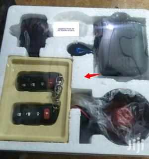 Automatic Installation Car Alarm