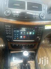 Mercedes Benz W211 E-class Android Radio | Vehicle Parts & Accessories for sale in Central Region, Kampala