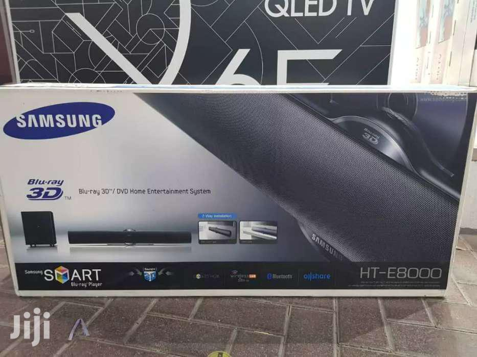 Archive: Samsung 3D Blu-ray Smart Home Theater