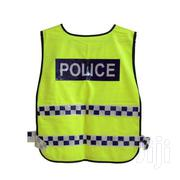 Police Reflector Jacket   Safety Equipment for sale in Central Region, Kampala