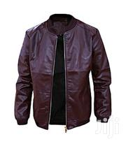 Mens Stylish Leather Jacket | Clothing for sale in Central Region, Kampala
