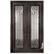 Y300719 Wrought Iron Doors A | Doors for sale in Central Region, Kampala