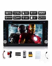In Dash Car Bluetooth 2din Car DVD Player | Vehicle Parts & Accessories for sale in Central Region, Kampala
