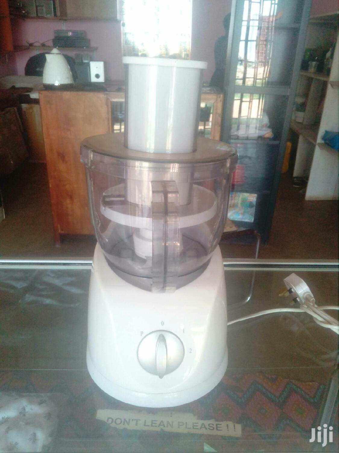 Archive: UK Used Food Processor