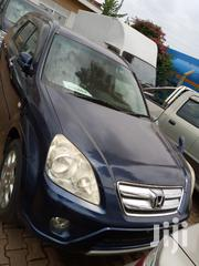 Honda CR-V 2004 Blue | Cars for sale in Central Region, Kampala
