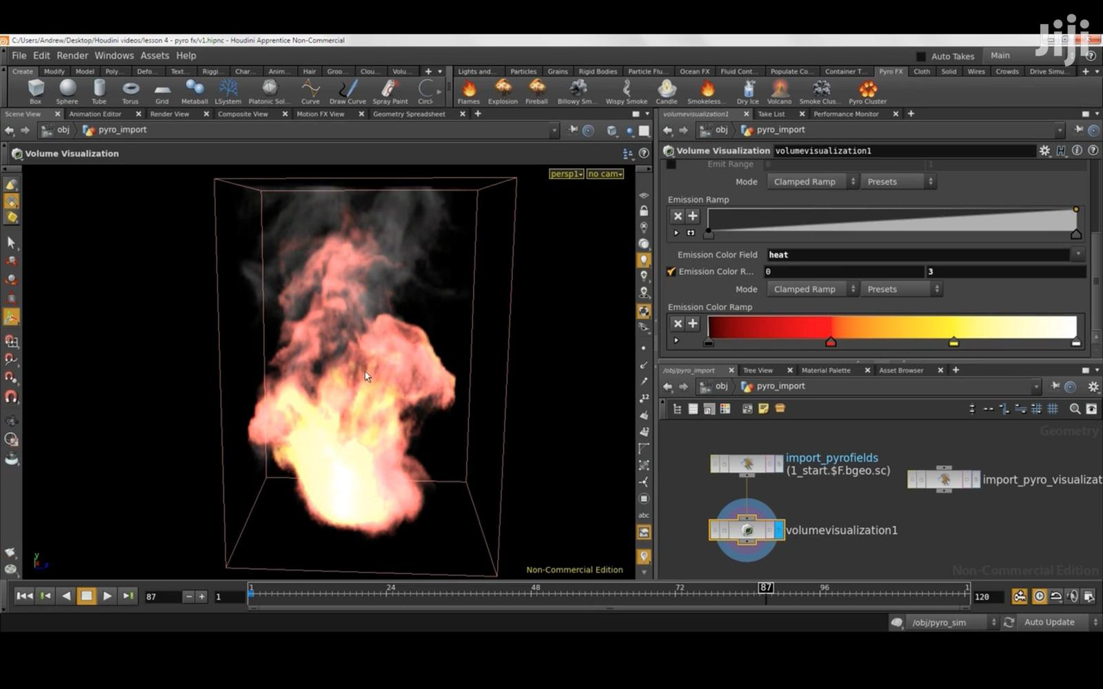 Archive: Houdini Software VFX