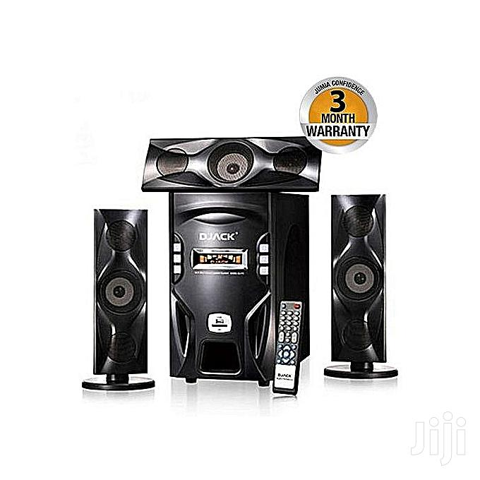 Archive: DJ-F3L Bluetooth Home Theater System