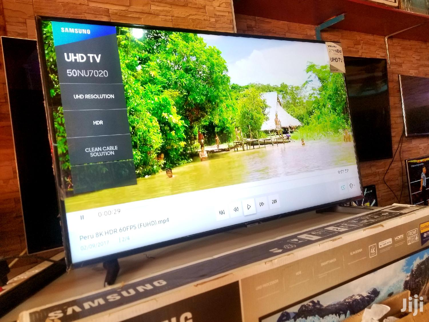 Archive: Samsung Smart 4k UHD TV 50 Inches